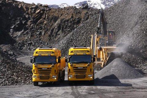GODT ÅR: Rasmussen Anlegg AS økte inntektene med nærmere ni millioner kroner i fjor. Foto: Privat