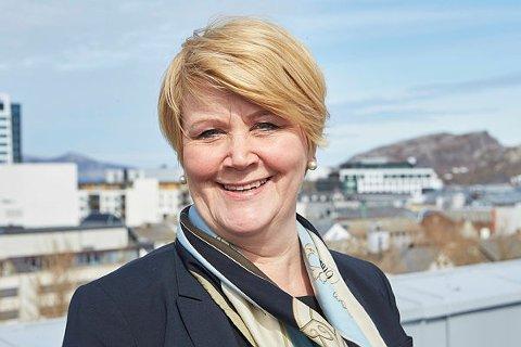 Fylkesråd for utdanning, Hild-Marit Olsen Fylkesråd for utdanning og kompetanse  Fylkesråd for utdanning og kompetanse