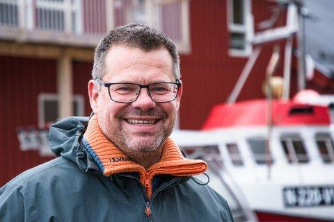 NYETABLERING: Trond Ketil Nilsen er styreleder i det nyetablerte fiskebåtrederiet Hemmingodden Fisk AS på Ballstad.