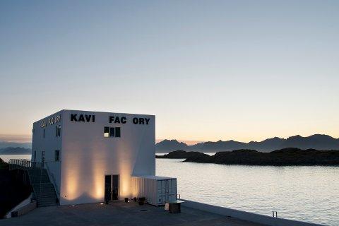 Prisvinner: Eier av Kaviarfabrikken, Venke Hoff har fått flere priser for sin evne til å bevare historien til byggene sine, samtidig som hun moderniserer. Nå har hun fått Nordnorsk arkitekturpris.
