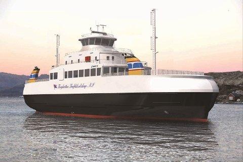 SENTRAL: Torghatten er sentral i transportsektoren i Nord-Norge. Nå er store deler av selskapet foreslått solgt til svenske EQT.