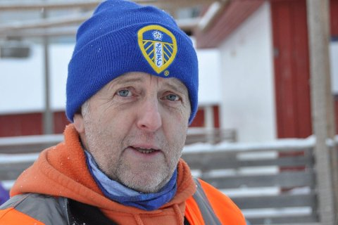 Ap-politiker John Inge Berg fra Ballstad.
