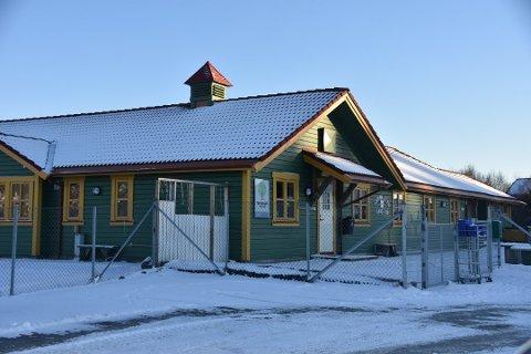 Bekymringsmelding: Bjørnhaugen barnehage er en av to barnehager der forholdene i følge Utdanningsforbundet og Fagforbundet gir grunn til bekymring.