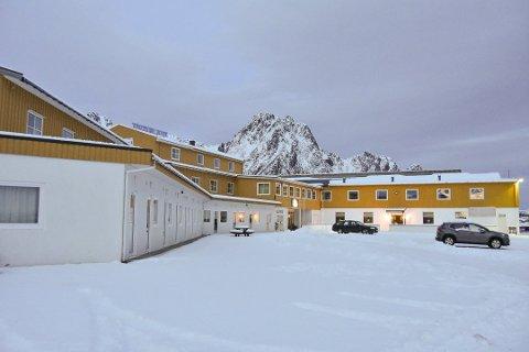 AVSLUTTET: Bobehandlingen etter konkursen i Vestfjord hotell Lofoten AS er avsluttet.