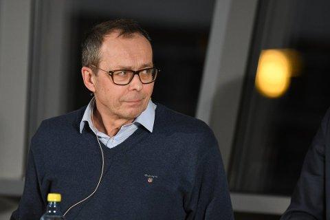 GODT UTGANGSPUNKT: Styreleder Svein Helland er fornøyd med det han ser i søkerbunken på stillingen som ny reiselivssjef. Arkivfoto: Øystein Ingebrigtsen