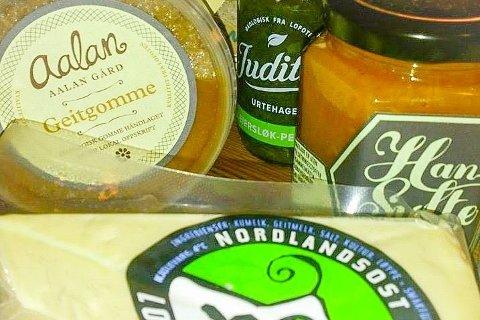 Kjøp mer norsk mat, gjerne lokalprodusert og kortreist