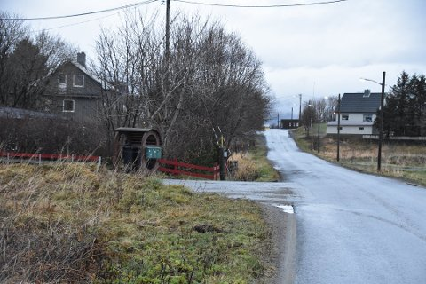 FORTAU: Planarbeidet for fortau mellom Langhaugen og Ægirs vei er forsinket.