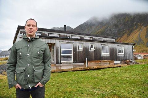 SÅRBAR TID: Naturvernrådgiver i Norsk Ornitologisk Forening, Martin Eggen, mener helikopterbefaringen burde vært tatt på høsten.