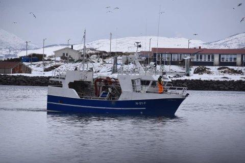 "SOLGT: I fjor fisket ""Josberg"" for 12,9 millioner kroner. Nå er båten fra 2008 solgt til Helgeland."