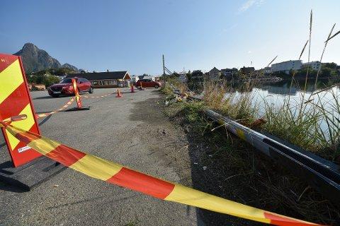 Ulykken på fergeleiet i Svolvær 24. august 2019 krevde tre menneskeliv. Hvilken rolle vegvesenets rutiner hadde å si for ulykken vil bli klart i løpet av høsten. Arkivfoto: Øystein Ingebrigtsen