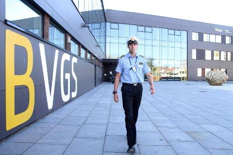 Bekymret: Knut Waldemar Solli kriminalsjef på Bodø politistasjon er bekymret over den farlige utviklingen: - Politiet antar at det kan ha vært flere overdoser enn de vi er kjent med, sier kriminalsjefen.