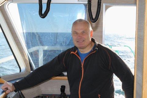 BLE FRIFUNNET: Rune Myreng, daglig leder i Myreng Fisk AS; er lettet og glad for frifinnelsen. – Det hadde vært merkelig å bli dømt.