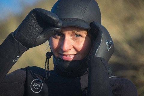 INTERNASJONALT ANSVARLIG: Brita Staal i SALT Lofoten ser frem til å gå i gang med prosjektet.