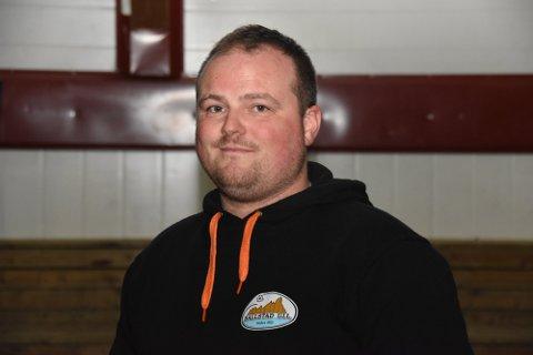 NY STILLING: Ivan Myklebust går 6. april inn i jobben som trenerutvikler i Hålogaland fotballkrets.