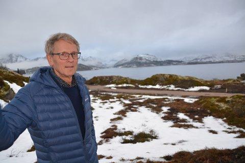 Pensjonist: Etter 43 år i legeyrket pensjonerte Jan Herman Høst seg i fjor, og ser nå frem til mer tid med familien.