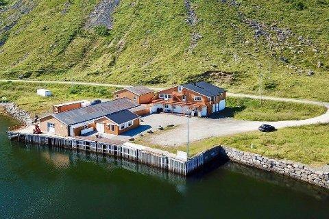 SELGES: Fritidsboligen på Kleivan i Nord-Borge er lagt ut for salg, med en prisantydning på 4.250.000 kroner.