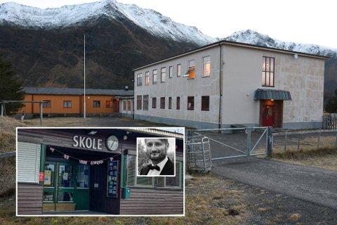 REKTOR: Løten kommune bekrefter at de har en skriftligavtale med Tore Ramberg, samtidig som han fortsatt er rektor på Gimsøy.