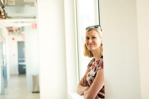 Investor: Ane Nordahl Carlsen er sentral i arbeidet med et nytt, stort investeringsfond i Nord-Norge.