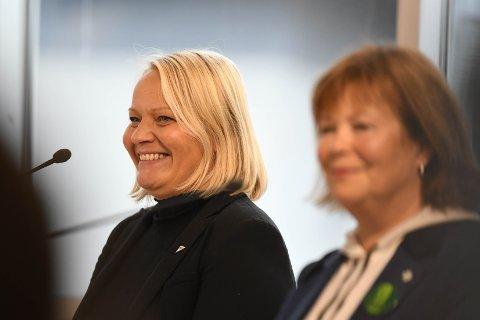 Ny oppgave: Mona Fagerås går fra å ha ansvar for utdanning, til å jobbe med samferdsel.
