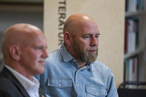LoVe: Lofoten og Vesterålen får en ny representant på Stortinget i Geir Jørgen fra Rødt. Her fra en debatt på Leknes under valgkampen.