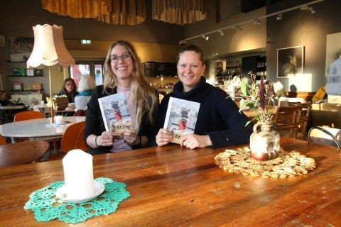 LOFOTFISKET: Journalist Christine Kristoffersen Hansen og fotograf Ingun Alette Mæhlum med første bok på eget forlag – «quot;Lofotfisket»quot;. – Vi har truffet så mange flotte og rause folk som har bydd på seg selv, forteller de to.