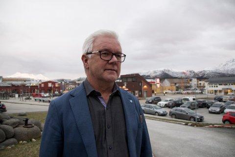 Vestvågøy-rådmann Kjell Idar Berg.