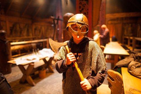 1000-årig historie på Borg kan også oppleves av barn.