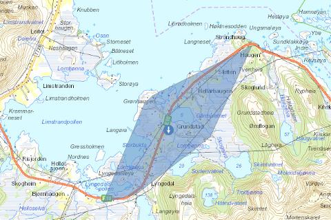 Området Haugen-Lyngedal på Vestvågøy er uten strømforsyning tirsdag fram til klokka 15.