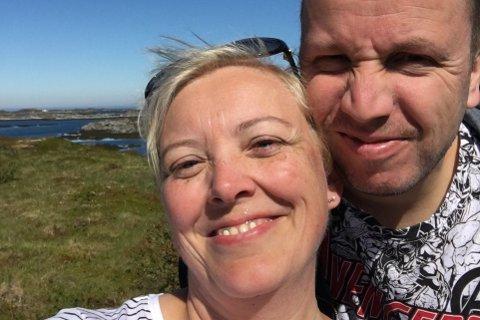 Tove Kristin Yndestad (42) fra Nord-Borge flyttet hjem til Lofoten med mannen Nils og datteren Astrid i 2019. Nå har hun fått jobb i Vestvågøy kommune.