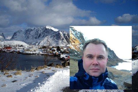 Kystskipper Eirik Johnsen mener det må tas grep for å sikre at det kan bo folk i husene i Moskenes kommune.