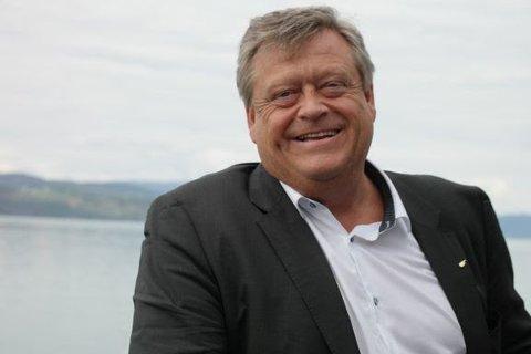 Fiskeriminister Harald T. Nesvik.