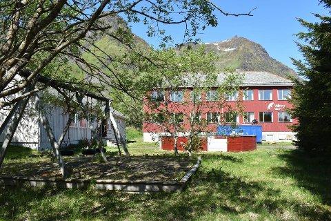 Valberg skole og Valbergskole er lagt ut til salg.