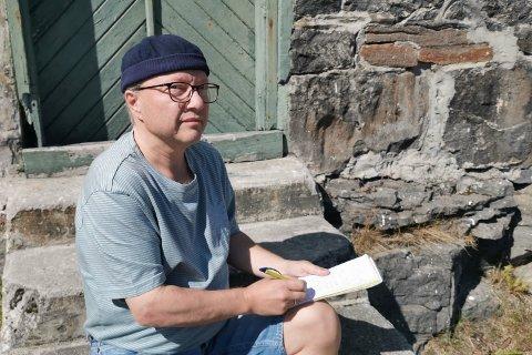 NY REDAKTØR: Tidligere journalist i Avisa Lofoten, Kurt Erik Kleppe-Holm (56) har takket ja til stillingen som redaktør i samme avis.