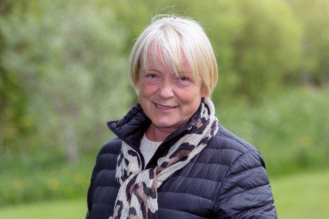 Bente Anita Solås