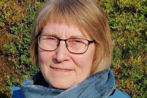 Oddny T. Olsen, 6. kandidat for Vestvågøy Høyre