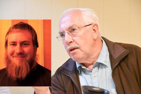 Niilo Nissinen (SV) og Steinar Friis (FDL) er valgt til å sitte i Flakstads kommunestyre, og kan avgjøre hvem som blir Flakstads neste ordfører.