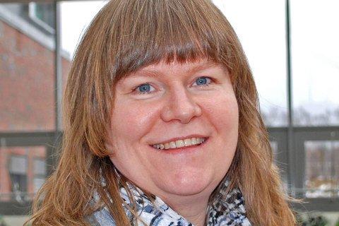Trude Anita Hartviksen, ergoterapeut, master i rehabilitering og Phd-stipendiat ved Nord Universitet, Leknes.