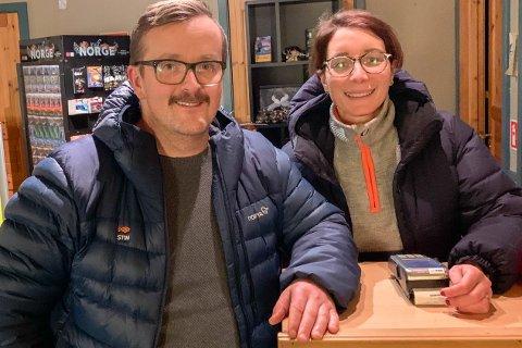 Ekteparet Jim og Veronica Olaisen tok over Ramberg gjestegård rundt nyttår, sammen med ekteparet Marit Refsvik Johansen og Harald Johnsen.