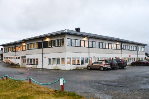 Rådhuset på Ramberg.