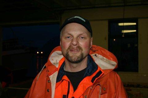 Fisker og forstander i Guds menighet John Arnet Johansen fra Napp.