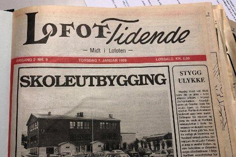 Alle digitaliserte utgaver som er publisert før 2005, deriblant Lofot-Tidende, blir tilgjengelige for alle på Nasjonalbibliotekets nettsider, mens nyere aviser blir tilgjengelige i alle norske bibliotek.