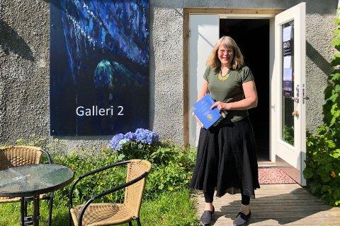 Vebjørg Hagene Thoe med Galleri 2 i Stamsund er en av de fjorten medlemmene i det nye gallerinettverket Lofoten Art Galleries (LAG).
