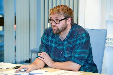 Ørjan Arntzen Bo i Lofoten i Lofotrådet.