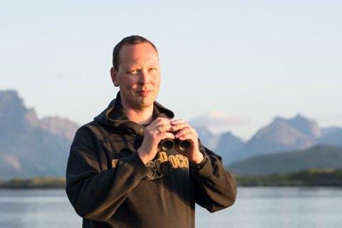 Martin Eggen skal skrive trekkfugl-spalta i Lofot-Tidende.