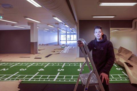 Står klare: Thomas Nilsen og Feel 24 sto klare til å åpne nytt treningssenter i Vestbyen like før koronakrisen satte inn. Nå har de tapt flere millioner.