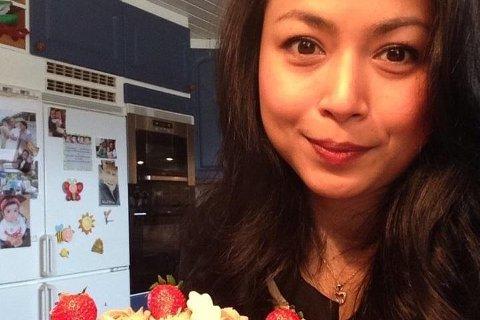 Bilde 1/6: Anothai Dittasomboon Børresen (42) har kakebaking som hobby.