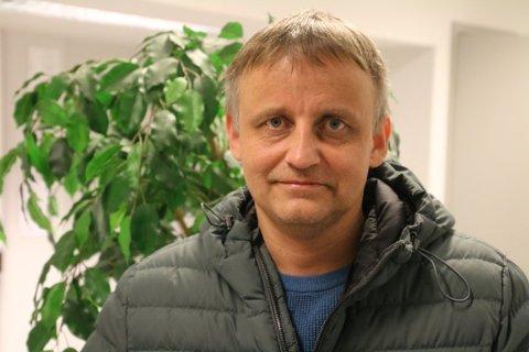 Kent Åge Johansen.
