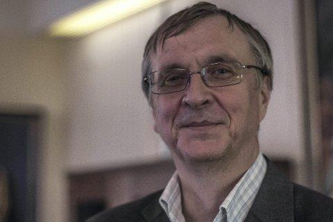 Kommunedirektør i Moskenes, Steinar Sæterdal.