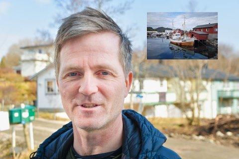 Fisker Ørjan Sandnes, gamle Nygrunn (innfelt)