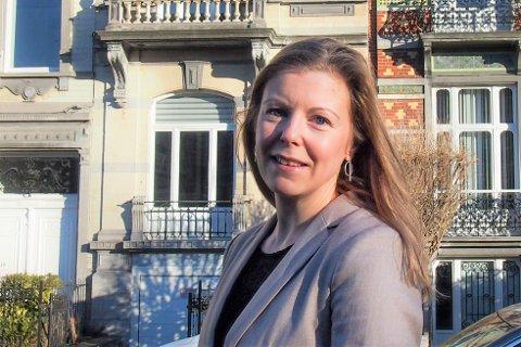 Janni Ekrem (34) fra Stamsund har fått jobb som rådgiver ved Nord-Norges europakontor i Brussel.